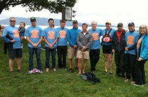 Bellingham Mattress winning team