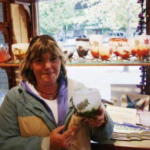 Corena Chamberlain homemade gift boutique